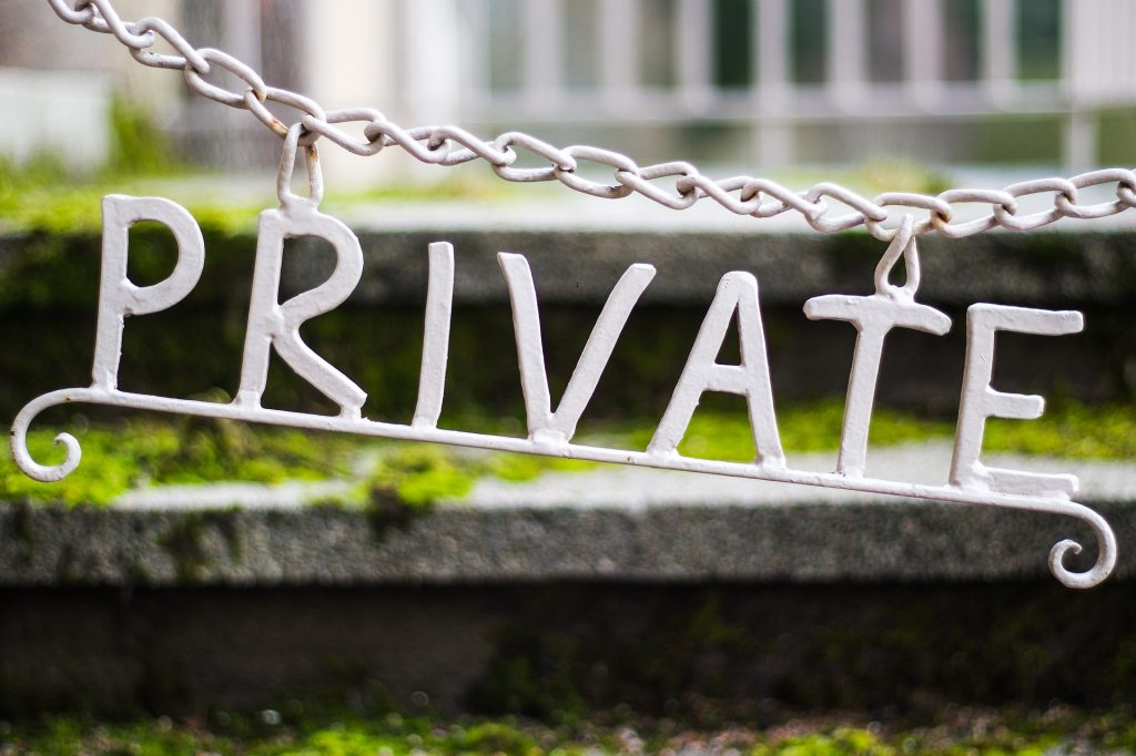 VPN for data security
