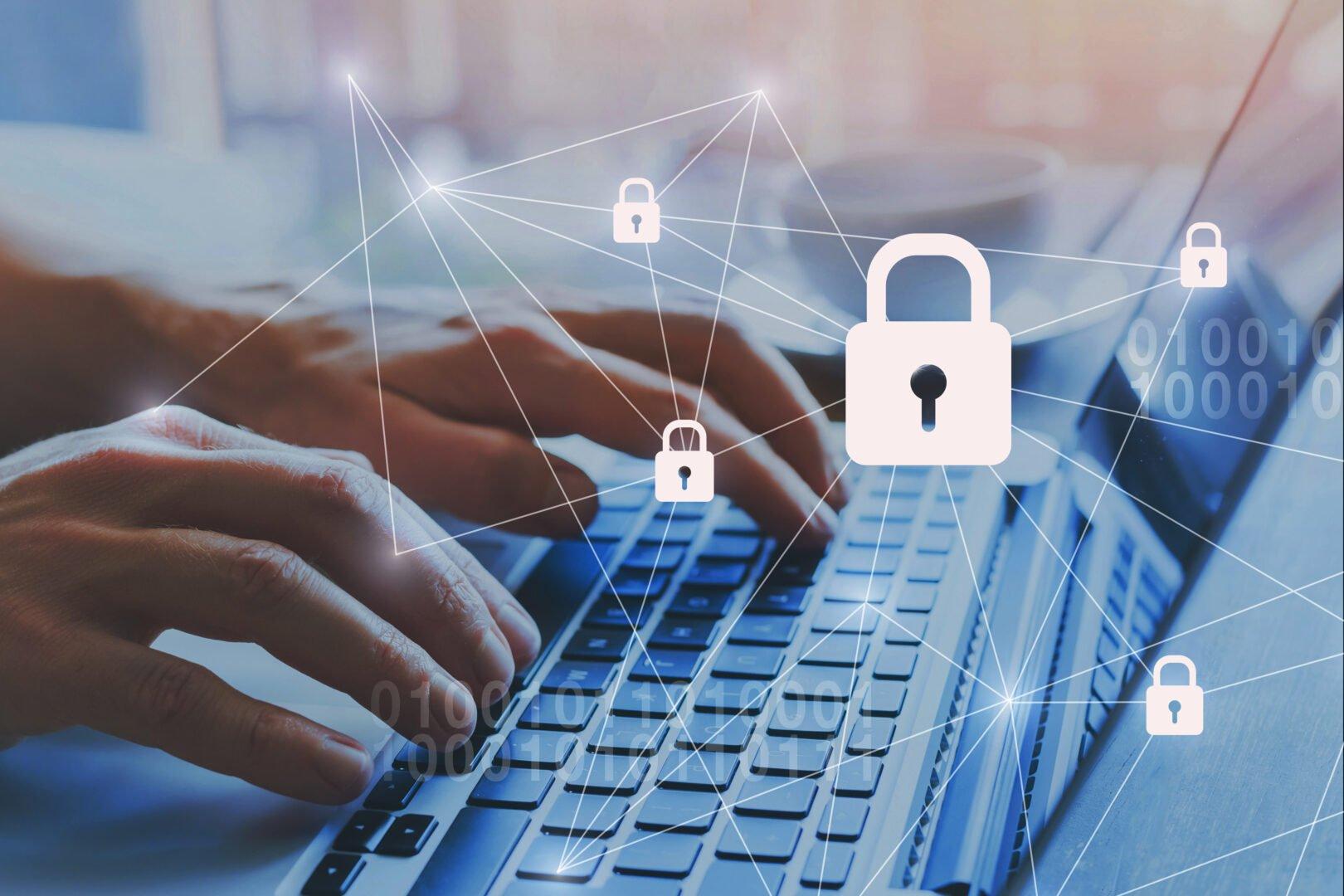 internet security lock access